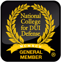 NCDD National College for DUI Defense: David J Shapiro
